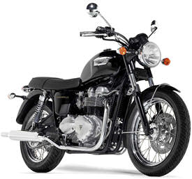 Triumph Bonneville Specifications