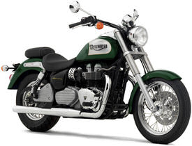 2004 Goodwood Green Triumph America