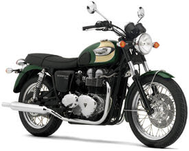 Triumph Bonneville T100 Specifications