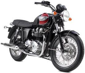 triumph bonneville t100 specifications